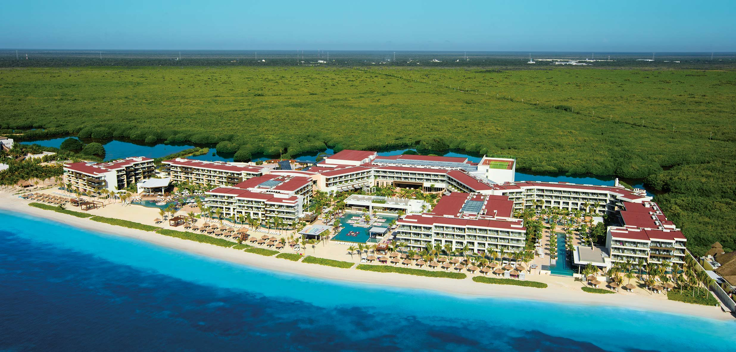 Breathless Riviera Cancun | NMDA